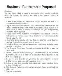 Strategic Partnership Template Day Simple Strategic Partnership