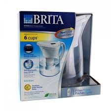 Brita OB44 Bella Water Filter Pitcher 35455