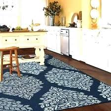 chic navy blue area rug 1 for nursery striped