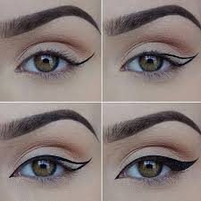 cat eye makeup tutorial pinit