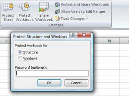 Encrypted Excel Files How To Protect An Excel 2007 Workbook Dummies