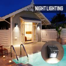 no wiring lighting. BING NEW SOLAR MOTION SENSOR WALL LED LIGHT - NO WIRING REQUIRED No Wiring Lighting