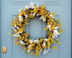wreaths for front doorsSpring Wreath For Front Door I94 On Perfect Home Design Ideas with