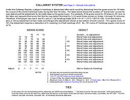 Callaway System Boeing Space Golf Club
