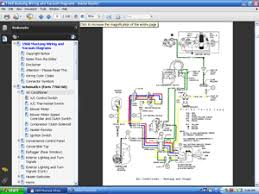 forel publishing llc 1968 colorized mustang wiring diagrams screenshot of 1968 colorized mustang wiring diagrams