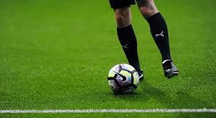 Resultado de imagen para jugadores entran cancha futbol