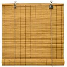 Sichtschutzzaun Bambus Holz