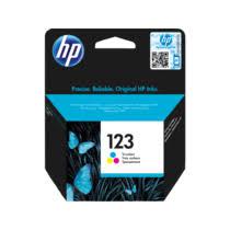 <b>Картридж HP 123 F6V16AE</b> струйный трехцветный купить с ...