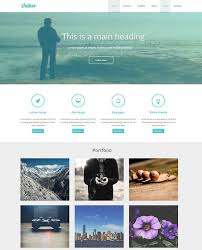 free html5 web template 49 free responsive html5 css3 website templates ashish patils blog