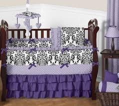 lavender purple black and white