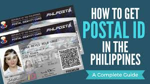 Guide How To Updated Get Postal In 2019 Philippines The Id