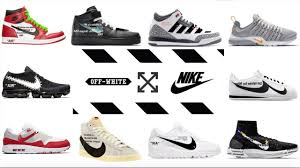All Nike Designs Off White X Nike Concept Designs