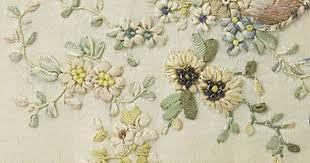 Ribbon <b>Embroidery</b> | 18th Century <b>Notebook</b>