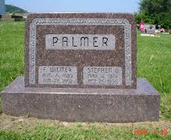 Frank Wilmer Palmer (1885-1962) - Find A Grave Memorial