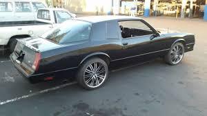 4-Sale Rare 1987 Chevy Monte Carlo SS Aero Coupe - YouTube