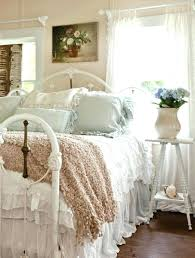 shabby chic farmhouse bedding gorgeous and romantic shabby chic bedroom decor home interior decorations for