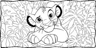 Pride Coloring Pages Simba Coloring Page Lion King Coloring Pages Free Printable For Kids