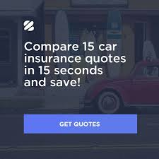 compare rates from car insurance companies in seconds