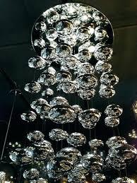 glass bubble chandelier glass bubble chandelier glass bubble chandelier medium size of light cascading glass bubble glass bubble chandelier