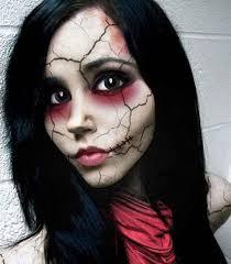 machiavellian doll makeup for