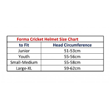 Buy Forma Pro Srs Titanium Cricket Helmet In India Shop