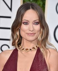 olivia wilde boldest eyes makeup artist you re in a blood red dress