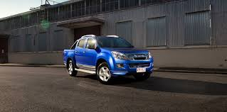 new car releases in australia 2015Isuzu DMax XRunner limited edition launches in Australia