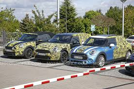 new mini car release dateMINIs 2015  2016 Product Launches Revealed  MotoringFile