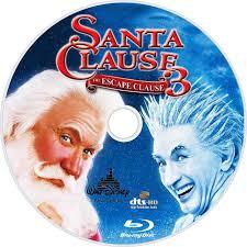 the santa clause 3 dvd. Unique Clause The Santa Clause 3 Escape Bluray Disc Image On 3 Dvd S
