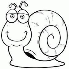 Small Picture Snail coloring pages funnycrafts