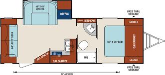 travel trailer floor plans. 2018 Venture RV Sonic SN231VRL Travel Trailer Floorplan Floor Plans