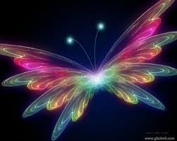 3D Butterfly Wallpapers Group (55+)