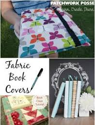 fabric book covers fun ways to hide what you re reading