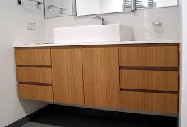 Bamboo Bathroom Cabinets Bamboo Bathroom Vanity Pictures Bathroom Decor Ideas Bathroom