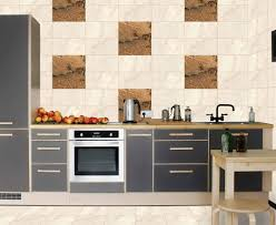 Kitchen Wall And Floor Tiles Floor Tile Patterns Kitchen This Darker Grout Works Because It