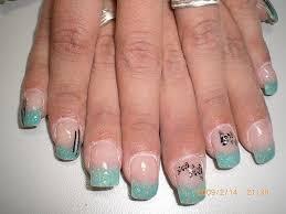 Akrylové Nehty Barevné
