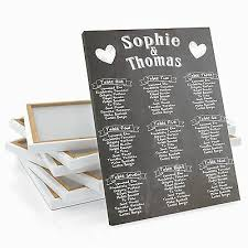 Disney Themed Wedding Table Seating Plan Chart Beauty Beast