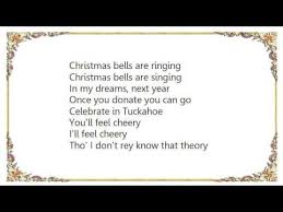 Original Broadway Cast - Christmas Bells Lyrics - YouTube