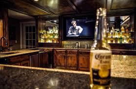basement bar. Bar Basement Man Cave