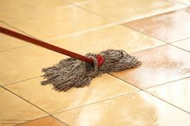 home maintenance tip clean your ceramic tile floors and grout