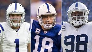 Or everything you wanted to know about helmets but were afraid to ask. The Best Of The Best Colts By Their Numbers