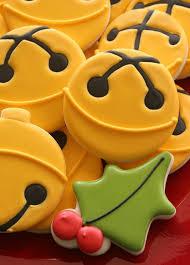 christmas bell sugar cookies. Plain Bell Jingle Bell Cookies SweetSugarbelle For Christmas Sugar O