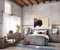 modern rustic bachelor pad bedroom