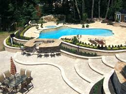 patio with pool simple. Perfect With Swimming Pool Patio Design Ideas Decor And  Backyard Designs   Inside Patio With Pool Simple
