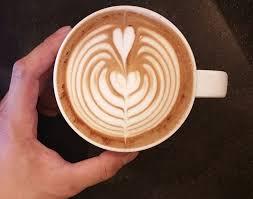 coffee heart designs. Plain Coffee Starbucks Baristas Share Their Love Of Latte Art Intended Coffee Heart Designs G