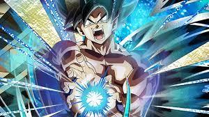 Goku Kamehameha Ultra Instinct Dragon ...