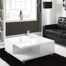 black gloss coffee table with drawers as coffee tables distressed table white gloss occasional 2 round square