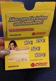 Poco Gutschein 4999