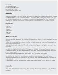 Sample Teacher Assistant Resume 25 Ideas Teacher Assistant Resume Sample Skills Pics