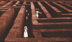 Risultati immagini per way out of the maze